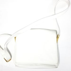 VNTG》Jennifer Moore genuine leather crossbody